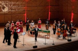 Photos du concert de Chantilly et de la masterclass de maestro Kantorow bientôt dans la galerie